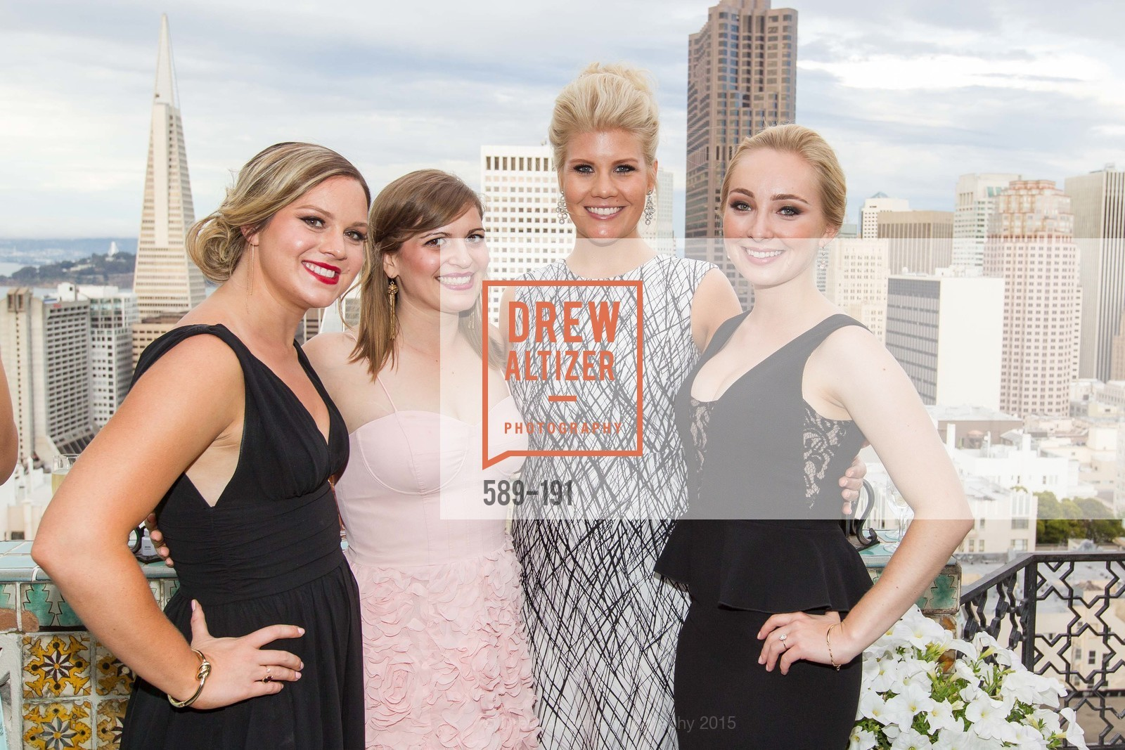 Dana Nicholson, Jonna Constantine, Laura Davis, Morgan Barnes, Spinsters of San Francisco Annual Ball 2015, Penthouse at the Fairmont San Francisco (950 Mason Street). 950 Mason Street, June 28th, 2015,Drew Altizer, Drew Altizer Photography, full-service agency, private events, San Francisco photographer, photographer california