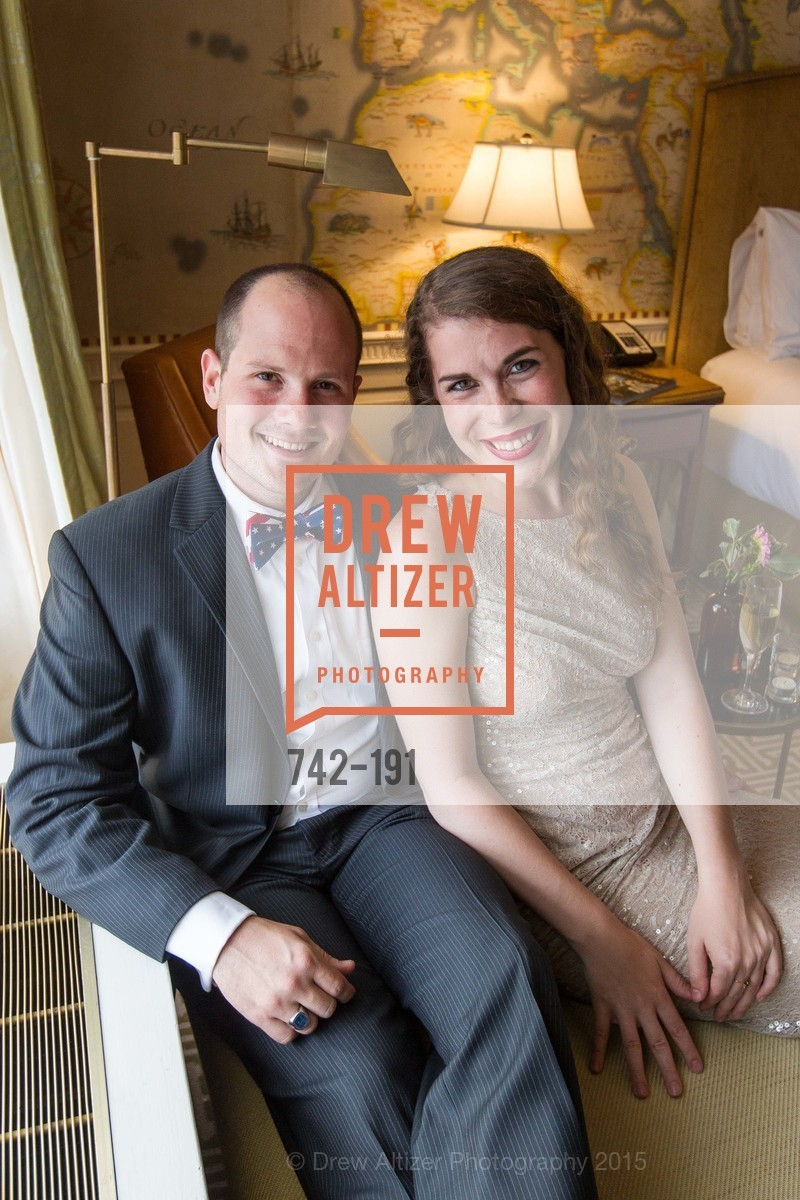 Ari Goldstein, Hannah Tenpas, Spinsters of San Francisco Annual Ball 2015, Penthouse at the Fairmont San Francisco (950 Mason Street). 950 Mason Street, June 28th, 2015,Drew Altizer, Drew Altizer Photography, full-service agency, private events, San Francisco photographer, photographer california