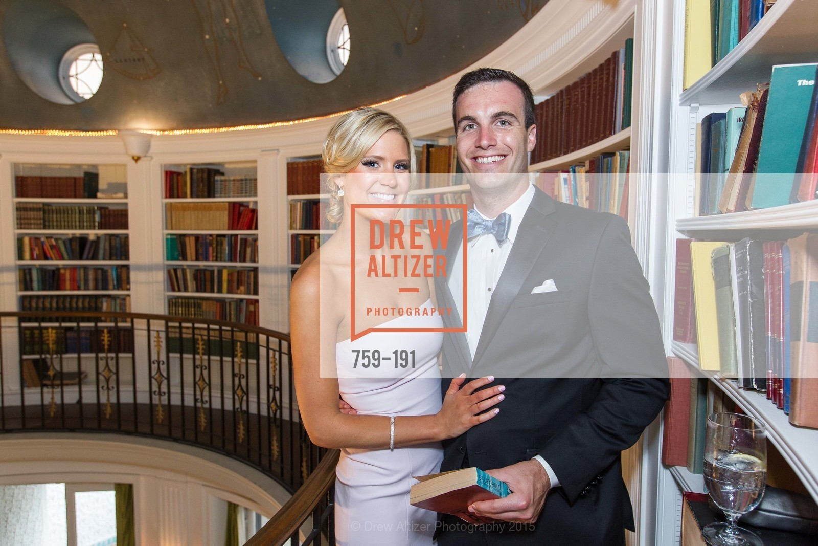 Abigail Davis, Connor Douglas, Spinsters of San Francisco Annual Ball 2015, Penthouse at the Fairmont San Francisco (950 Mason Street). 950 Mason Street, June 28th, 2015,Drew Altizer, Drew Altizer Photography, full-service agency, private events, San Francisco photographer, photographer california
