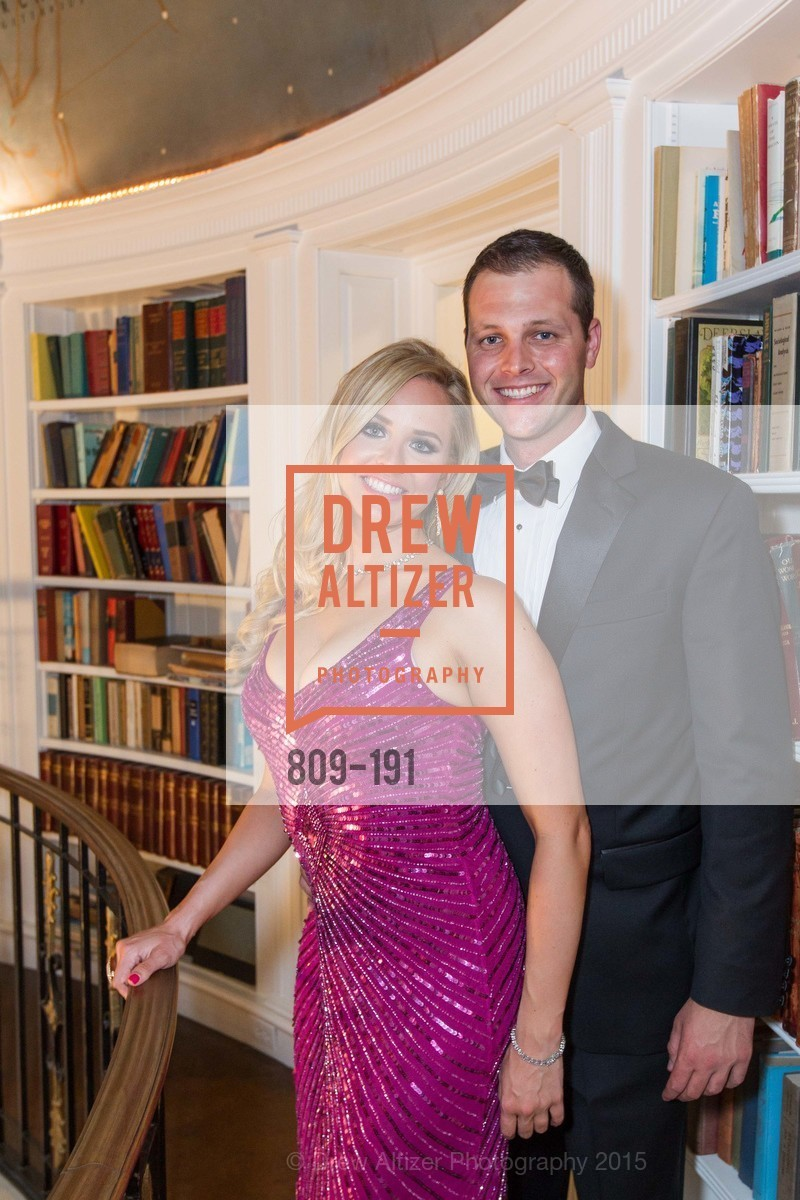 Elizabeth Sgarrella, David Schmidt, Spinsters of San Francisco Annual Ball 2015, Penthouse at the Fairmont San Francisco (950 Mason Street). 950 Mason Street, June 28th, 2015,Drew Altizer, Drew Altizer Photography, full-service agency, private events, San Francisco photographer, photographer california