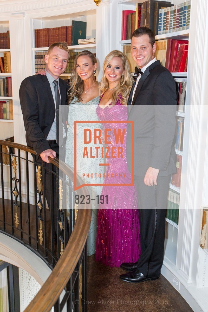 Michelle Bertino, Noble Millie, David Schmidt, Elizabeth Sgarrella, Spinsters of San Francisco Annual Ball 2015, Penthouse at the Fairmont San Francisco (950 Mason Street). 950 Mason Street, June 28th, 2015,Drew Altizer, Drew Altizer Photography, full-service agency, private events, San Francisco photographer, photographer california