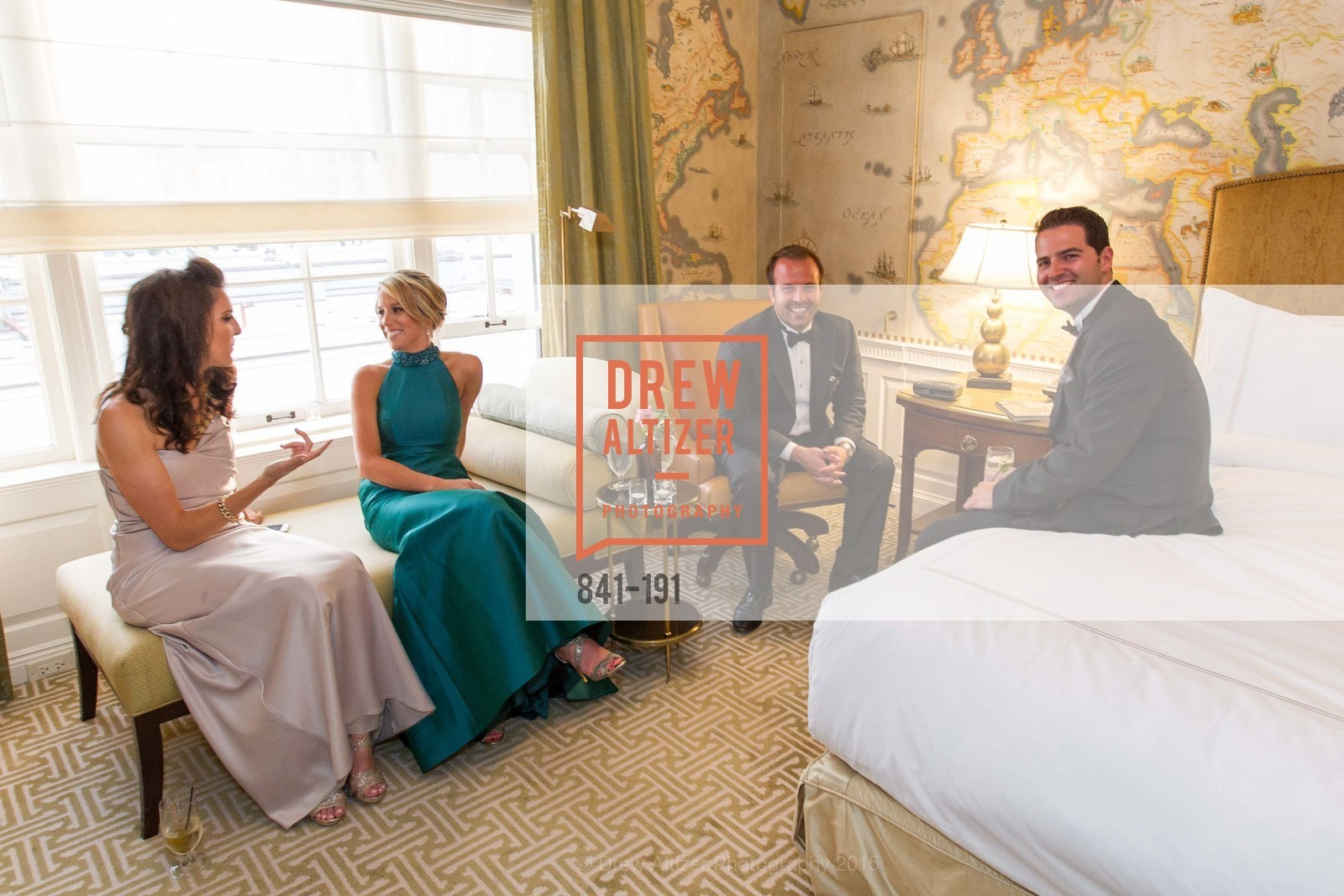 Shannon Barbara, Anne Molds, Richard Doyle, Robert Wallace, Spinsters of San Francisco Annual Ball 2015, Penthouse at the Fairmont San Francisco (950 Mason Street). 950 Mason Street, June 28th, 2015,Drew Altizer, Drew Altizer Photography, full-service agency, private events, San Francisco photographer, photographer california