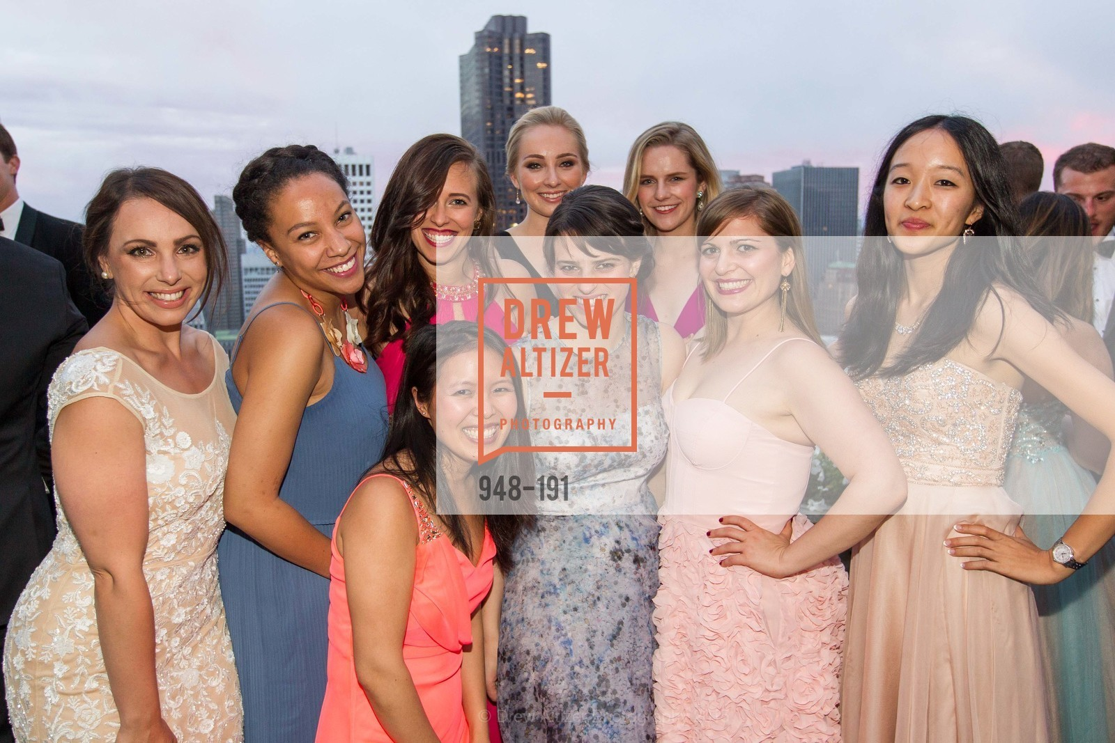 Genevieve Haight, Janice On, Bailey Douglass, Morgan Barnes, Jonna Constantine, Spinsters of San Francisco Annual Ball 2015, Penthouse at the Fairmont San Francisco (950 Mason Street). 950 Mason Street, June 28th, 2015,Drew Altizer, Drew Altizer Photography, full-service agency, private events, San Francisco photographer, photographer california