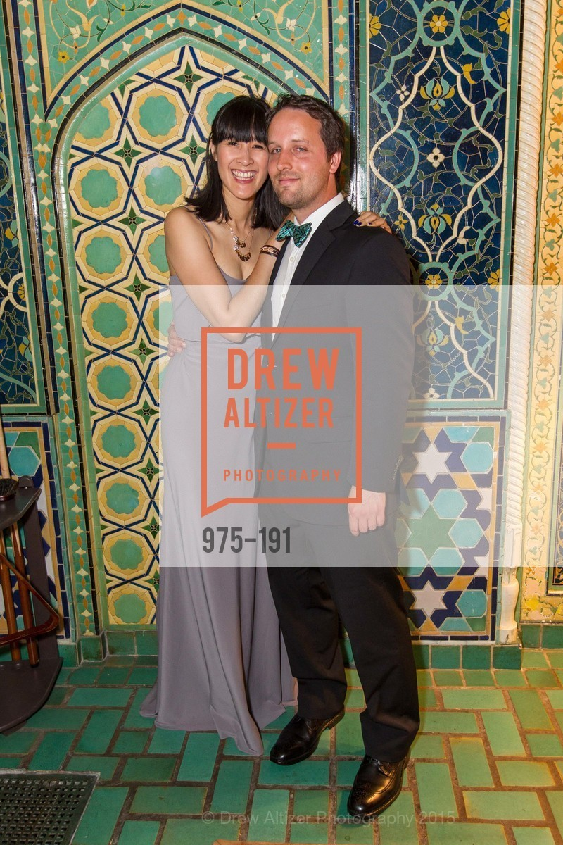 Tinna Ho, Ryan Valentin, Spinsters of San Francisco Annual Ball 2015, Penthouse at the Fairmont San Francisco (950 Mason Street). 950 Mason Street, June 28th, 2015,Drew Altizer, Drew Altizer Photography, full-service event agency, private events, San Francisco photographer, photographer California