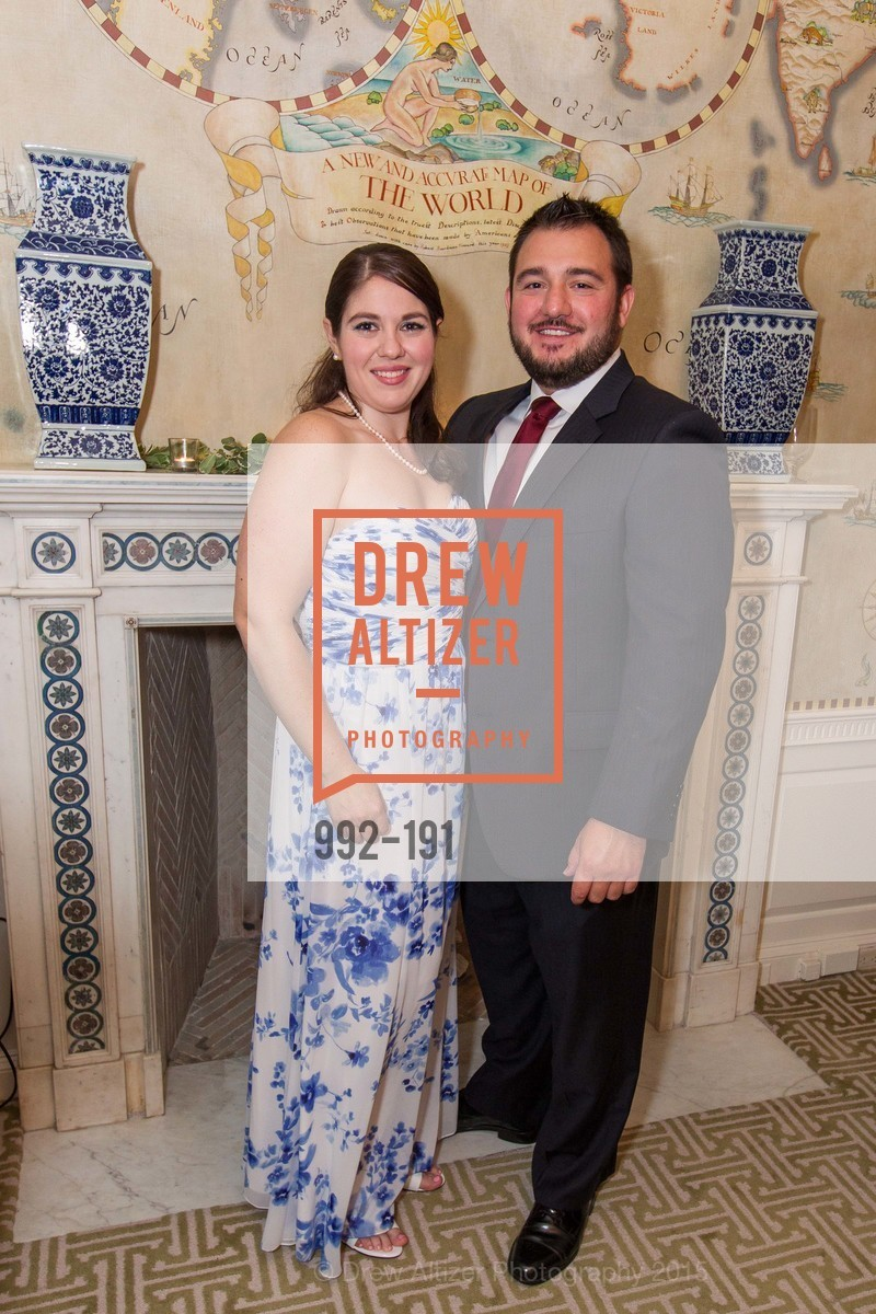Ann Marie Jelacich, Alex Dolan, Spinsters of San Francisco Annual Ball 2015, Penthouse at the Fairmont San Francisco (950 Mason Street). 950 Mason Street, June 28th, 2015,Drew Altizer, Drew Altizer Photography, full-service agency, private events, San Francisco photographer, photographer california