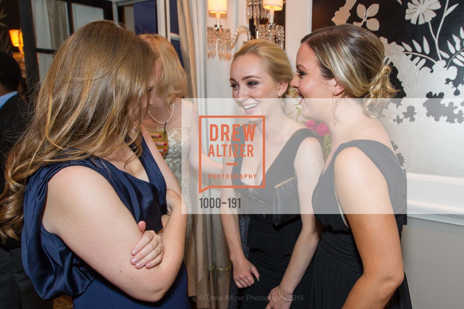 Jamie Taylor, Morgan Barnes, Dana Nicholson, Spinsters of San Francisco Annual Ball 2015, Penthouse at the Fairmont San Francisco (950 Mason Street). 950 Mason Street, June 28th, 2015,Drew Altizer, Drew Altizer Photography, full-service agency, private events, San Francisco photographer, photographer california