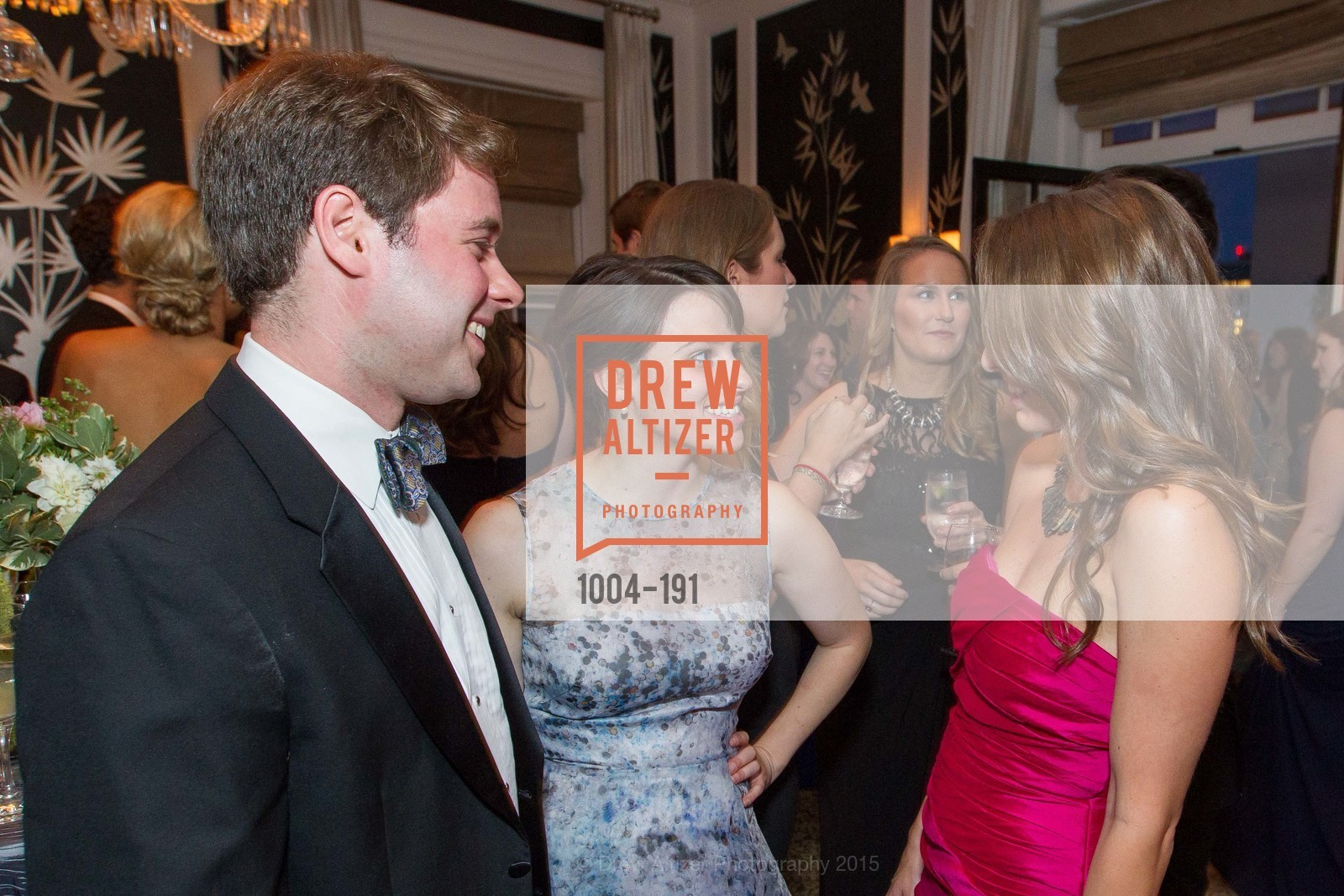 Dave Collins, Bailey Douglass, Spinsters of San Francisco Annual Ball 2015, Penthouse at the Fairmont San Francisco (950 Mason Street). 950 Mason Street, June 28th, 2015,Drew Altizer, Drew Altizer Photography, full-service agency, private events, San Francisco photographer, photographer california