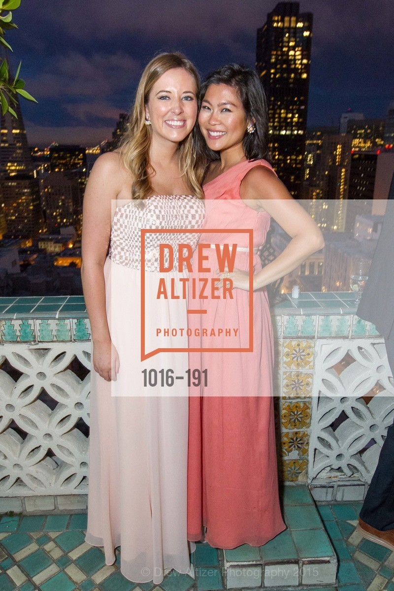 Alexia Case, Aileen Shon, Spinsters of San Francisco Annual Ball 2015, Penthouse at the Fairmont San Francisco (950 Mason Street). 950 Mason Street, June 28th, 2015,Drew Altizer, Drew Altizer Photography, full-service agency, private events, San Francisco photographer, photographer california