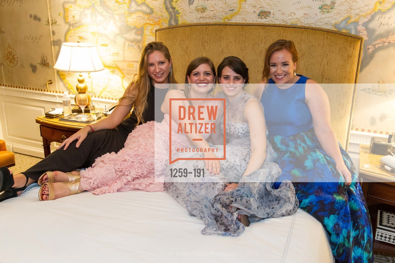 Chelsea Norton, Jonna Constantine, Alexandra Constantine, Andrea Marquis, Spinsters of San Francisco Annual Ball 2015, Penthouse at the Fairmont San Francisco (950 Mason Street). 950 Mason Street, June 28th, 2015,Drew Altizer, Drew Altizer Photography, full-service agency, private events, San Francisco photographer, photographer california
