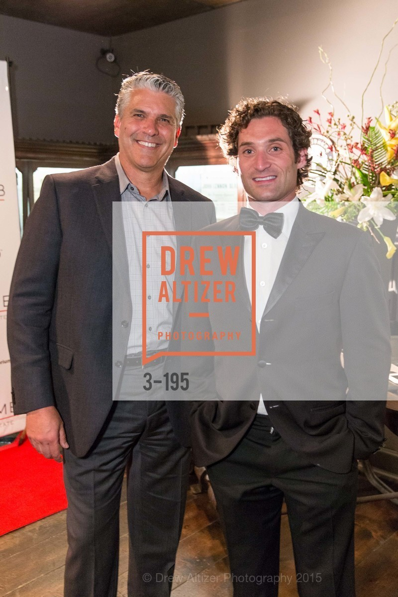 Joe Cucchiara, Justin Fichelson, Climb Real Estate and Sindeo Celebrate the Launch of Million Dollar Listing San Francisco, Local Edition San Francisco. 691 Market St, July 8th, 2015,Drew Altizer, Drew Altizer Photography, full-service event agency, private events, San Francisco photographer, photographer California