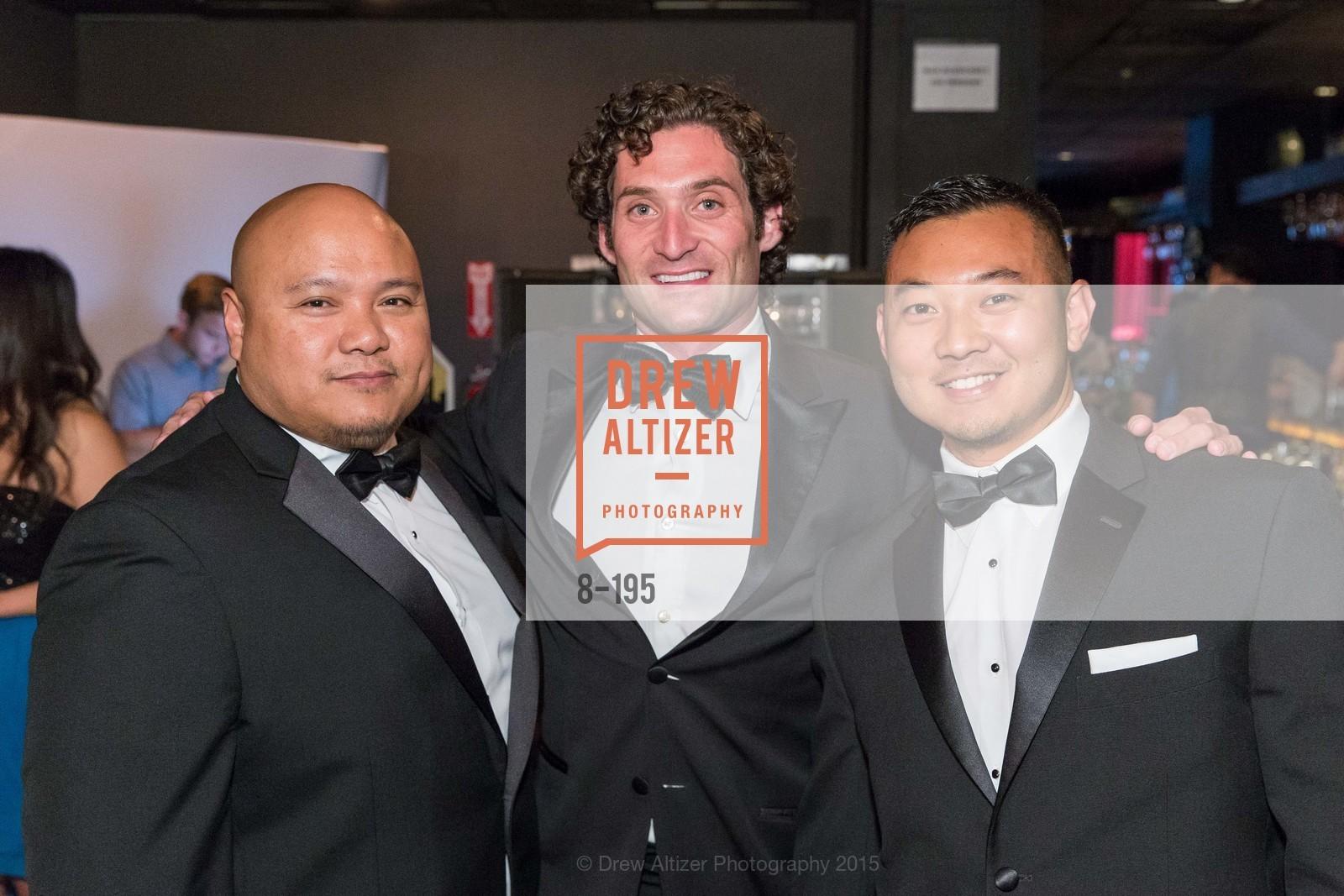 Rogelio Manzana, Justin Fichelson, Eric Li, Photo #8-195