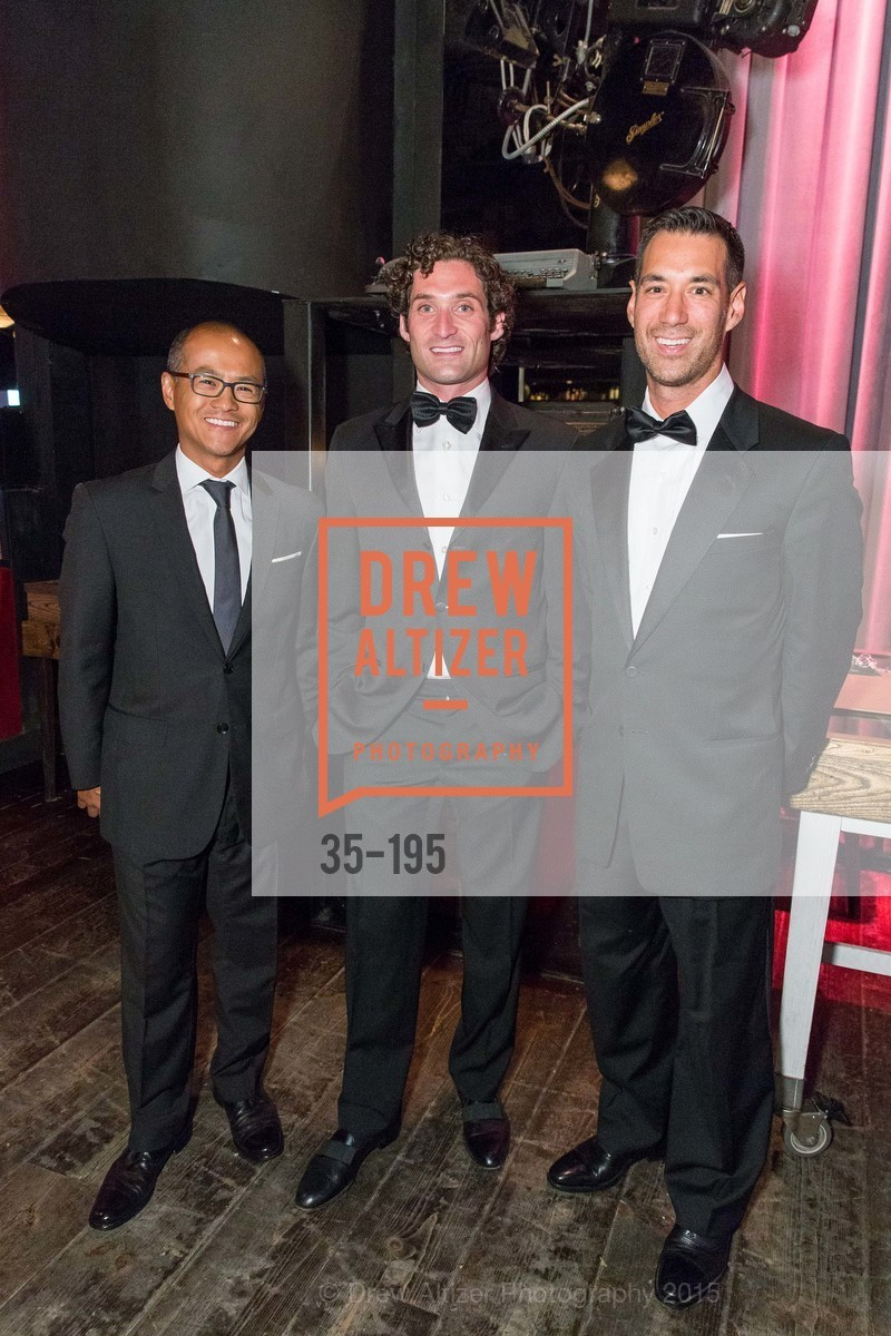 Mark Choey, Justin Fichelson, Chris Lim, Climb Real Estate and Sindeo Celebrate the Launch of Million Dollar Listing San Francisco, Local Edition San Francisco. 691 Market St, July 8th, 2015,Drew Altizer, Drew Altizer Photography, full-service agency, private events, San Francisco photographer, photographer california