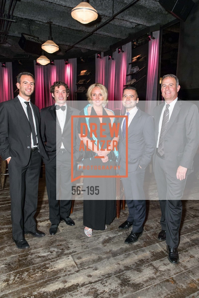 Ori Zohar, Justin Fichelson, Ginger Wilcox, Job Danganan, Nick Stamos, Climb Real Estate and Sindeo Celebrate the Launch of Million Dollar Listing San Francisco, Local Edition San Francisco. 691 Market St, July 8th, 2015,Drew Altizer, Drew Altizer Photography, full-service agency, private events, San Francisco photographer, photographer california