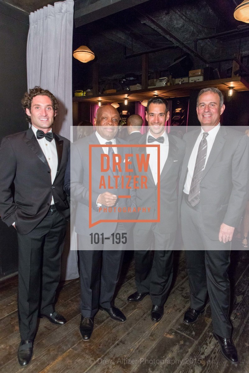 Justin Fichelson, Willie Brown, Chris Lim, Nick Stamos, Climb Real Estate and Sindeo Celebrate the Launch of Million Dollar Listing San Francisco, Local Edition San Francisco. 691 Market St, July 8th, 2015,Drew Altizer, Drew Altizer Photography, full-service agency, private events, San Francisco photographer, photographer california