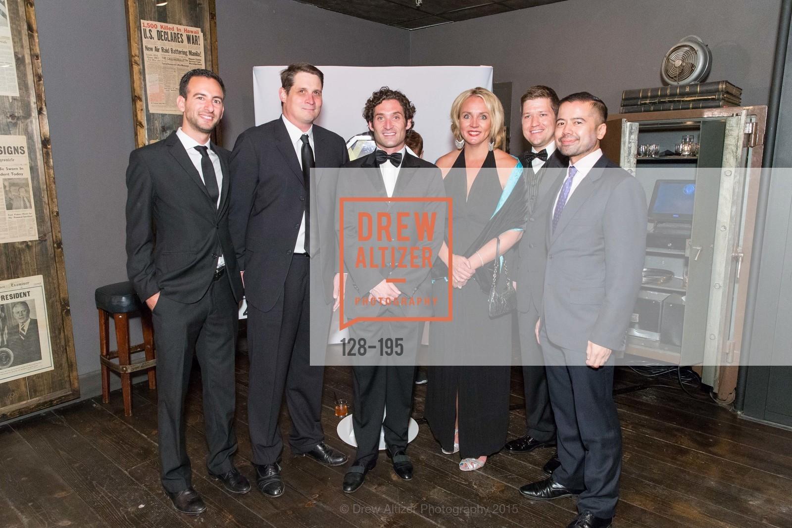 Jobe Danganan, Ori Zohar, Ginger Wilcox, Justin Fichelson, Brad Lensing, Matt Murphy, Photo #128-195