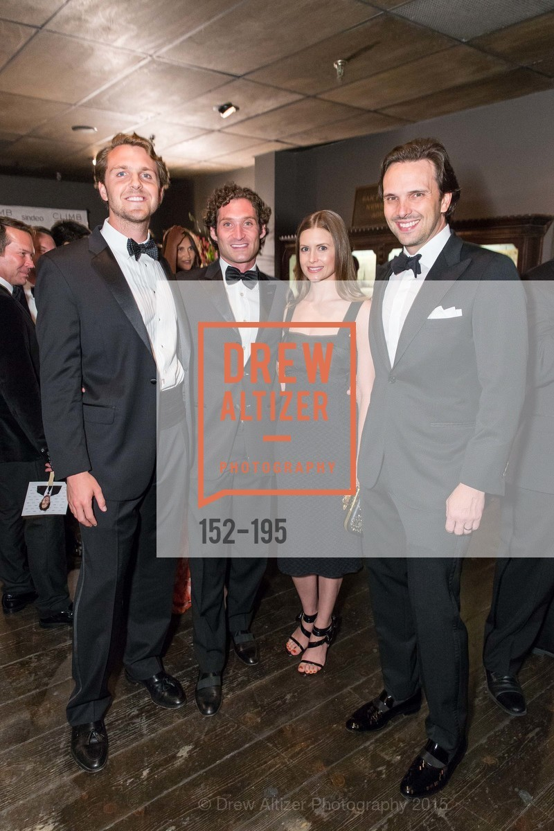 Christian Cimmino, Justin Fichelson, Stephanie Southerland, Will Harbin, Climb Real Estate and Sindeo Celebrate the Launch of Million Dollar Listing San Francisco, Local Edition San Francisco. 691 Market St, July 8th, 2015,Drew Altizer, Drew Altizer Photography, full-service agency, private events, San Francisco photographer, photographer california