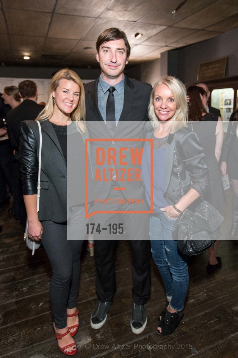 Amy Karpowicz, Doug Dalton, Angie Silvy, Climb Real Estate and Sindeo Celebrate the Launch of Million Dollar Listing San Francisco, Local Edition San Francisco. 691 Market St, July 8th, 2015,Drew Altizer, Drew Altizer Photography, full-service agency, private events, San Francisco photographer, photographer california