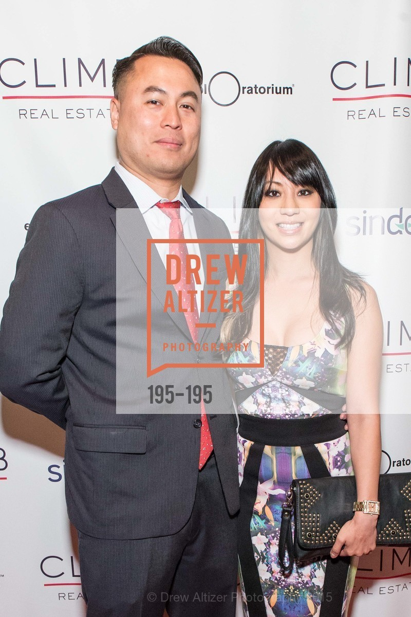 Michael Chang, Crystal Injo, Climb Real Estate and Sindeo Celebrate the Launch of Million Dollar Listing San Francisco, Local Edition San Francisco. 691 Market St, July 8th, 2015,Drew Altizer, Drew Altizer Photography, full-service event agency, private events, San Francisco photographer, photographer California