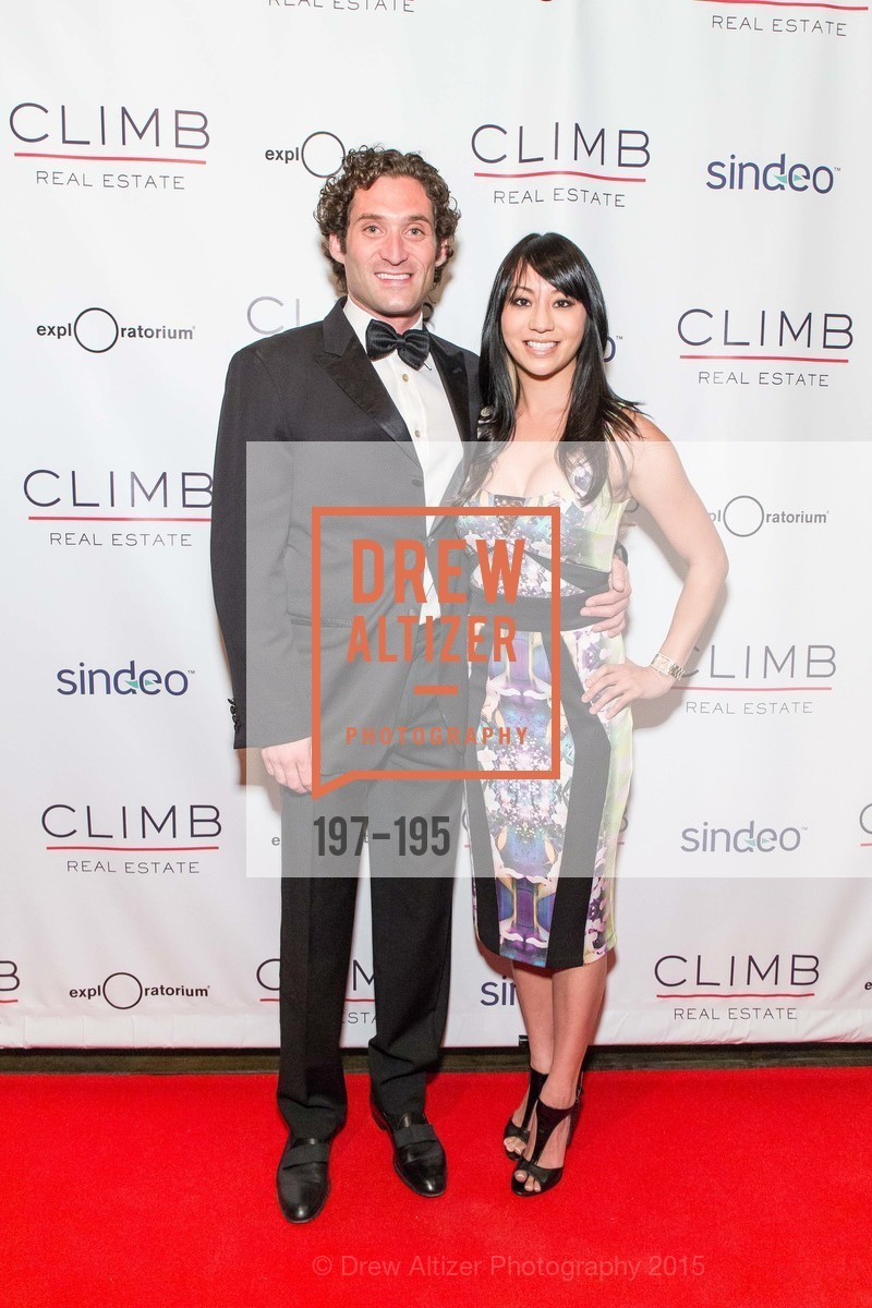 Justin Fichelson, Crystal Injo, Climb Real Estate and Sindeo Celebrate the Launch of Million Dollar Listing San Francisco, Local Edition San Francisco. 691 Market St, July 8th, 2015,Drew Altizer, Drew Altizer Photography, full-service agency, private events, San Francisco photographer, photographer california