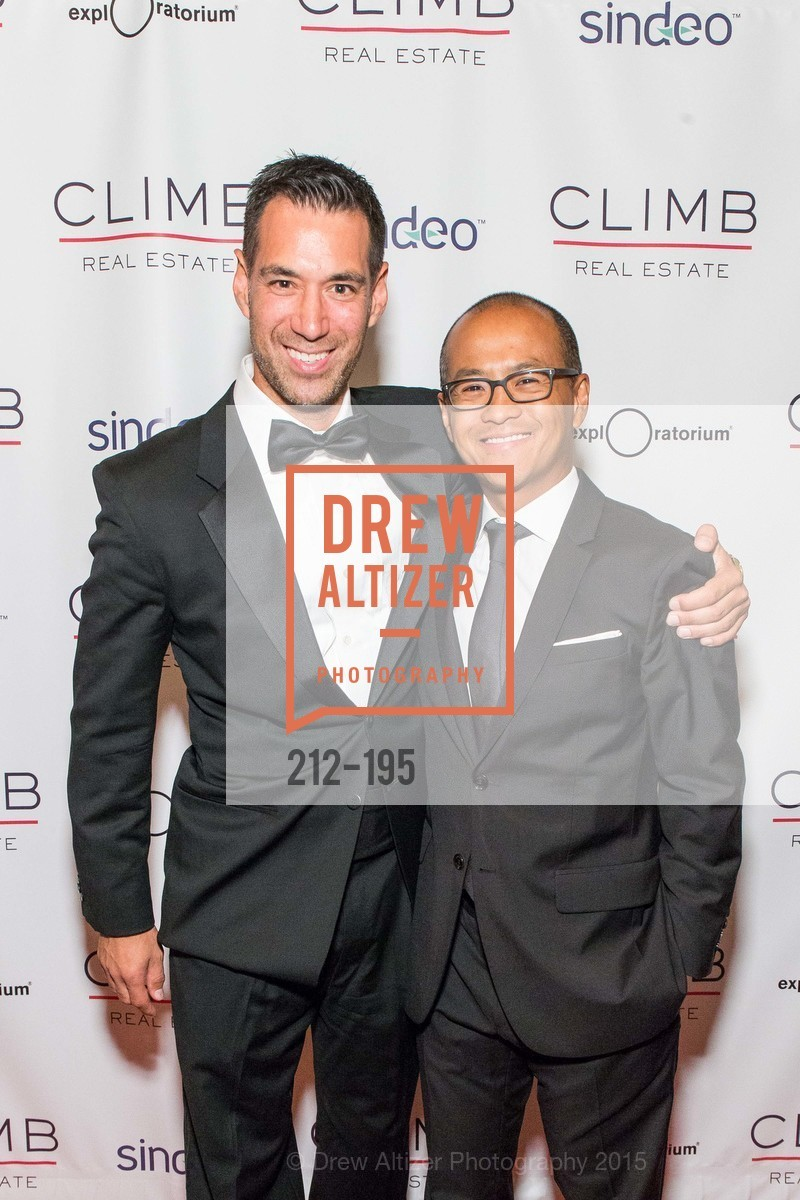 Chris Lim, Mark Choey, Climb Real Estate and Sindeo Celebrate the Launch of Million Dollar Listing San Francisco, Local Edition San Francisco. 691 Market St, July 8th, 2015,Drew Altizer, Drew Altizer Photography, full-service agency, private events, San Francisco photographer, photographer california