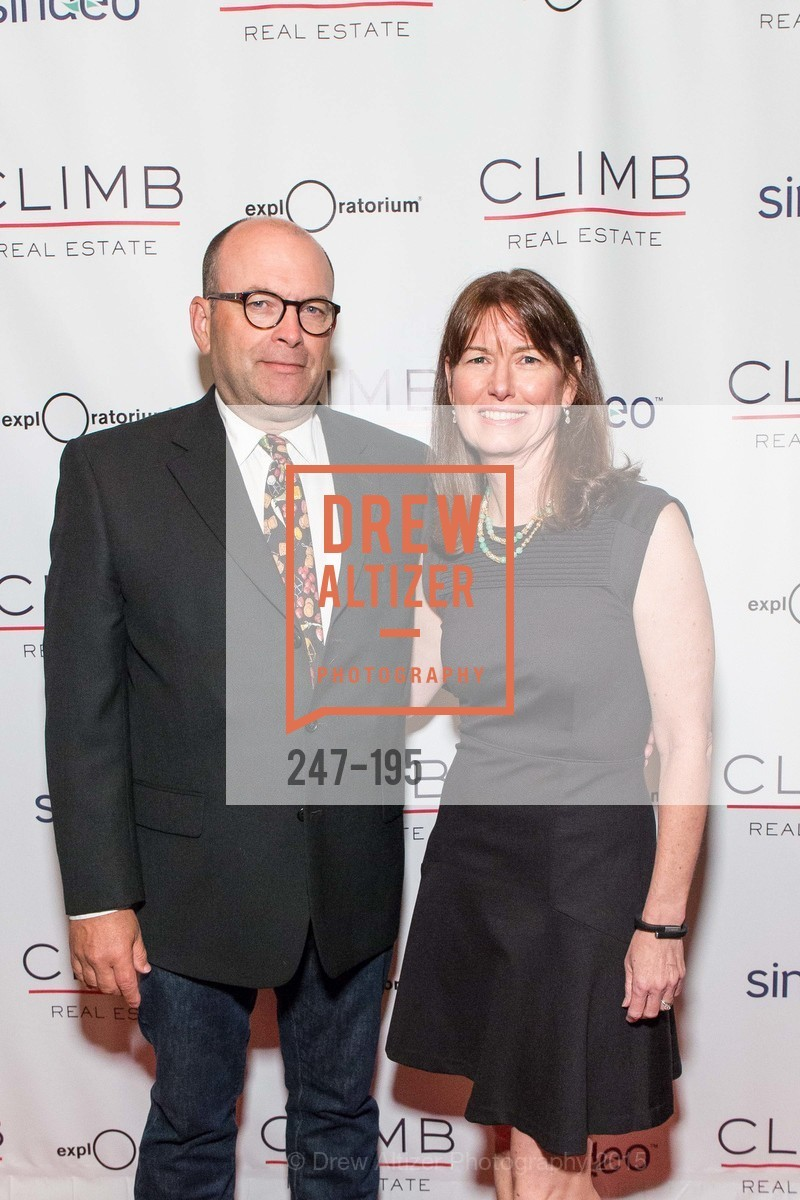 Larry Warner, Theresa Larson, Climb Real Estate and Sindeo Celebrate the Launch of Million Dollar Listing San Francisco, Local Edition San Francisco. 691 Market St, July 8th, 2015,Drew Altizer, Drew Altizer Photography, full-service agency, private events, San Francisco photographer, photographer california