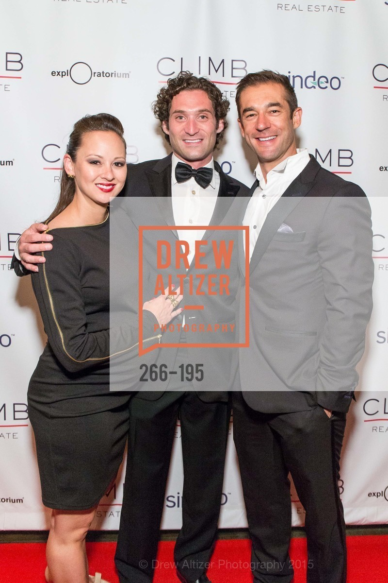 Jade Teo, Justin Fichelson, James Teo, Climb Real Estate and Sindeo Celebrate the Launch of Million Dollar Listing San Francisco, Local Edition San Francisco. 691 Market St, July 8th, 2015,Drew Altizer, Drew Altizer Photography, full-service agency, private events, San Francisco photographer, photographer california