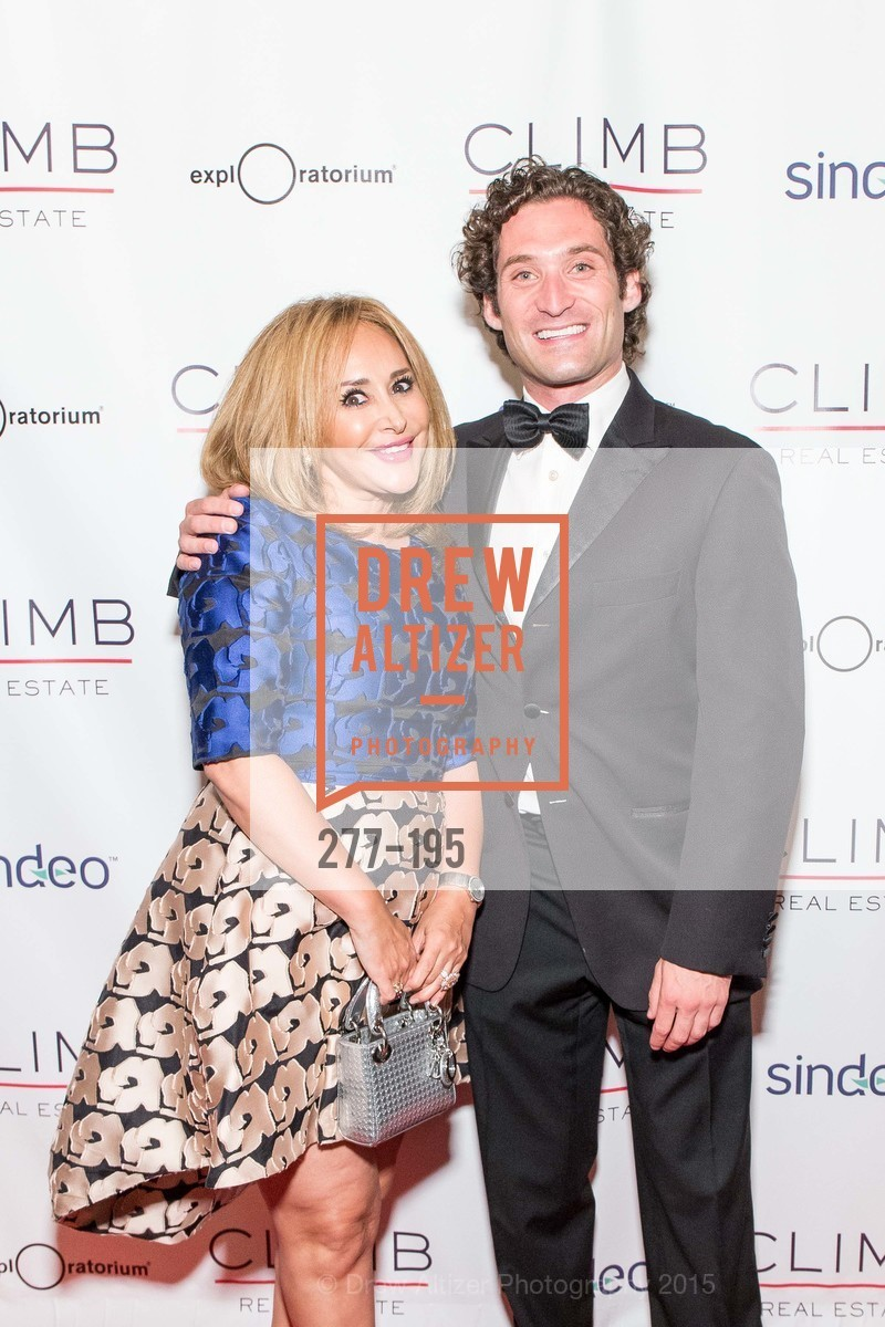Brenda Zarate, Justin Fichelson, Climb Real Estate and Sindeo Celebrate the Launch of Million Dollar Listing San Francisco, Local Edition San Francisco. 691 Market St, July 8th, 2015