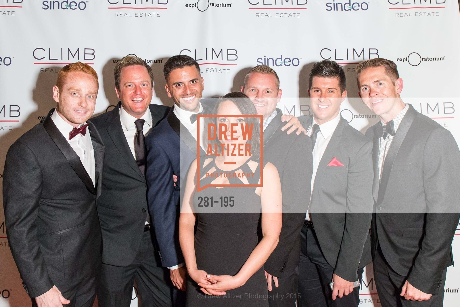 Harrison Malone, Mark Decloux, Matt Wathen, Laura Pallin, Mike Schmidt, Lucas Sorah, Zach Shubkagel, Climb Real Estate and Sindeo Celebrate the Launch of Million Dollar Listing San Francisco, Local Edition San Francisco. 691 Market St, July 8th, 2015,Drew Altizer, Drew Altizer Photography, full-service agency, private events, San Francisco photographer, photographer california