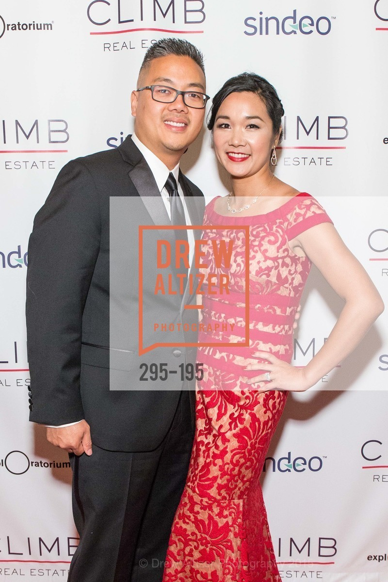 Michael Soon, Bernice Soon, Climb Real Estate and Sindeo Celebrate the Launch of Million Dollar Listing San Francisco, Local Edition San Francisco. 691 Market St, July 8th, 2015,Drew Altizer, Drew Altizer Photography, full-service agency, private events, San Francisco photographer, photographer california