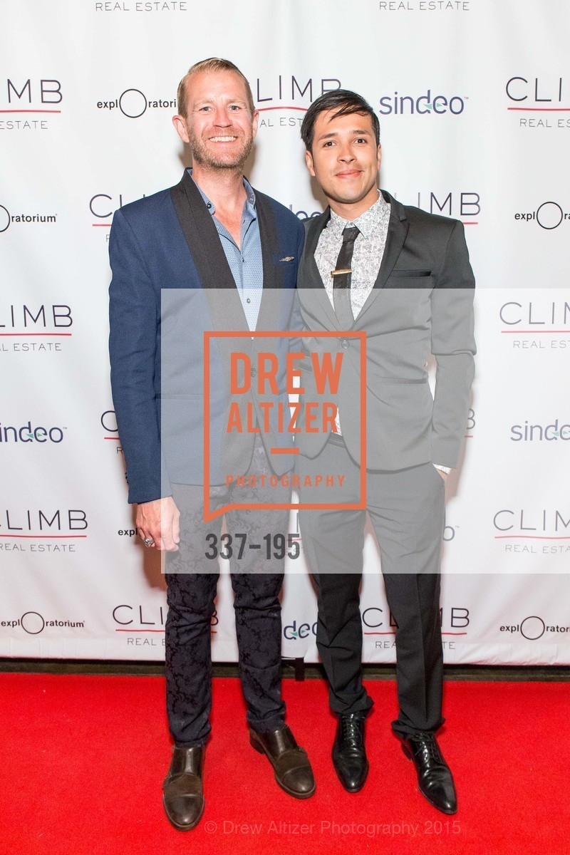 Kevin Stevens, Edwin Ortiz, Climb Real Estate and Sindeo Celebrate the Launch of Million Dollar Listing San Francisco, Local Edition San Francisco. 691 Market St, July 8th, 2015,Drew Altizer, Drew Altizer Photography, full-service agency, private events, San Francisco photographer, photographer california