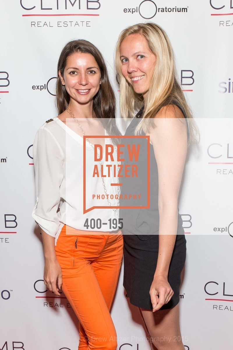 Eli Staykova, Oksana Fedoranko, Climb Real Estate and Sindeo Celebrate the Launch of Million Dollar Listing San Francisco, Local Edition San Francisco. 691 Market St, July 8th, 2015,Drew Altizer, Drew Altizer Photography, full-service agency, private events, San Francisco photographer, photographer california