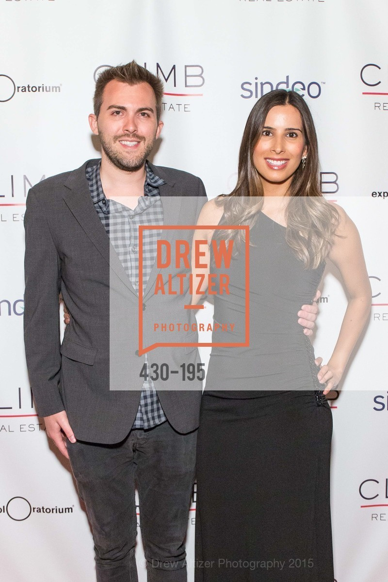 John Uphoff, Natalia Melendez, Climb Real Estate and Sindeo Celebrate the Launch of Million Dollar Listing San Francisco, Local Edition San Francisco. 691 Market St, July 8th, 2015,Drew Altizer, Drew Altizer Photography, full-service agency, private events, San Francisco photographer, photographer california