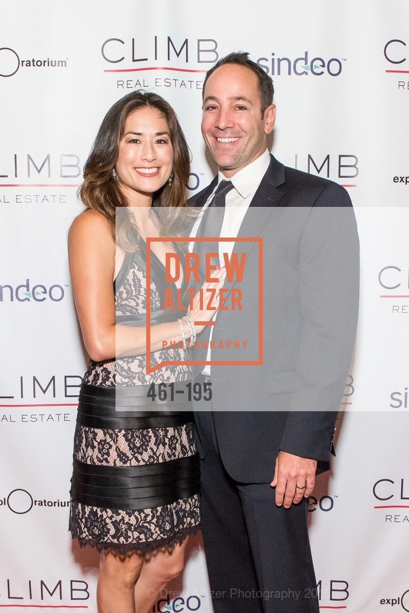 Vy Spoto, Leonard Spoto, Climb Real Estate and Sindeo Celebrate the Launch of Million Dollar Listing San Francisco, Local Edition San Francisco. 691 Market St, July 8th, 2015,Drew Altizer, Drew Altizer Photography, full-service agency, private events, San Francisco photographer, photographer california