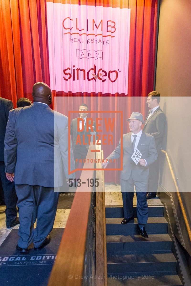 Bill Williams, Climb Real Estate and Sindeo Celebrate the Launch of Million Dollar Listing San Francisco, Local Edition San Francisco. 691 Market St, July 8th, 2015,Drew Altizer, Drew Altizer Photography, full-service agency, private events, San Francisco photographer, photographer california