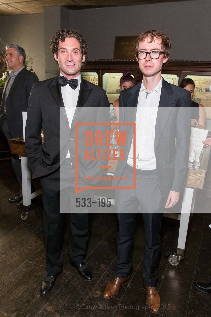 Justin Fichelson, Edward King, Climb Real Estate and Sindeo Celebrate the Launch of Million Dollar Listing San Francisco, Local Edition San Francisco. 691 Market St, July 8th, 2015,Drew Altizer, Drew Altizer Photography, full-service agency, private events, San Francisco photographer, photographer california