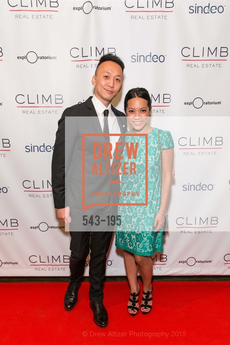 An Luc, Caroline Nonaka, Climb Real Estate and Sindeo Celebrate the Launch of Million Dollar Listing San Francisco, Local Edition San Francisco. 691 Market St, July 8th, 2015,Drew Altizer, Drew Altizer Photography, full-service agency, private events, San Francisco photographer, photographer california