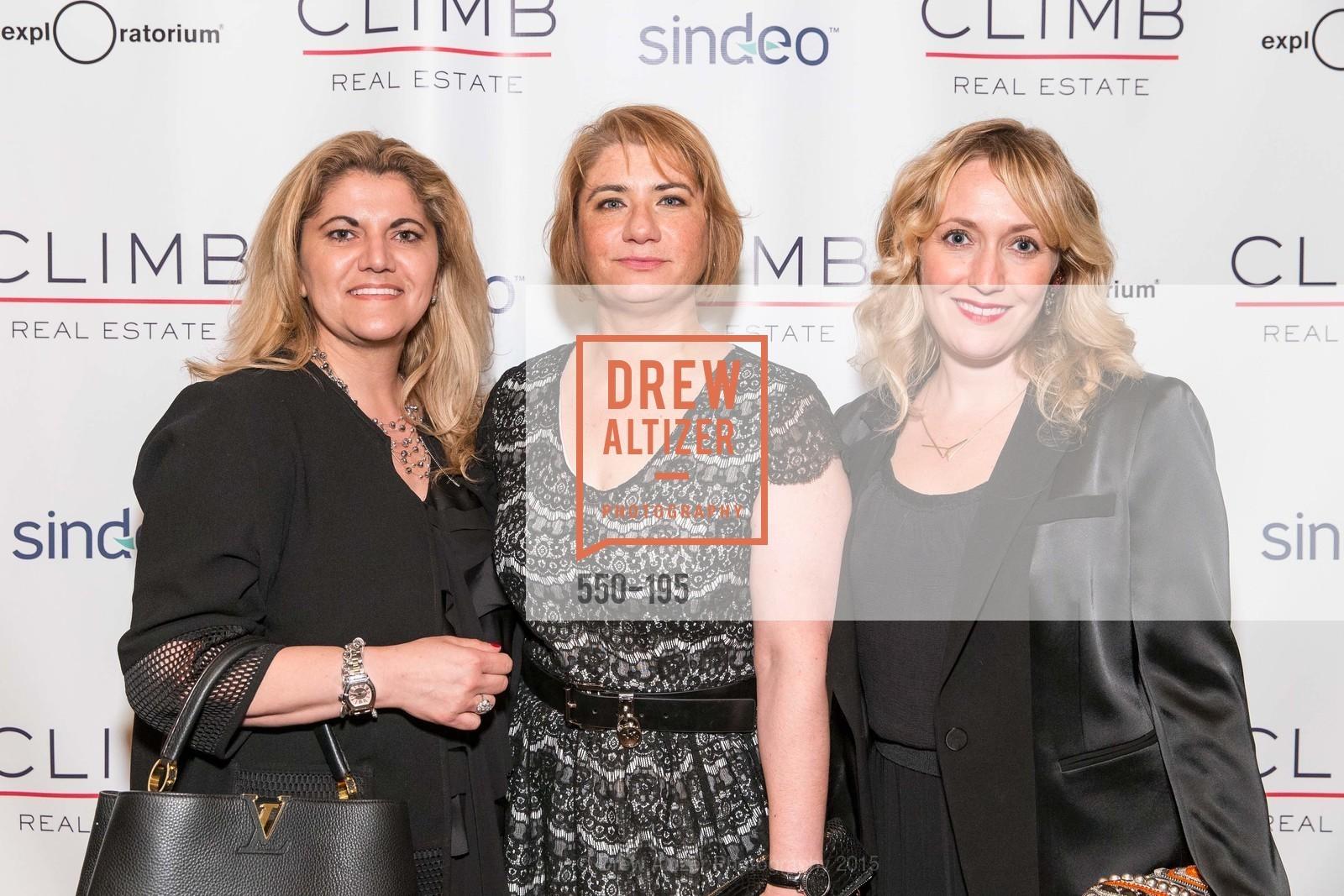 Tanya Dzhibrailova, Ellie Kravets, Danielle Lazier, Photo #550-195