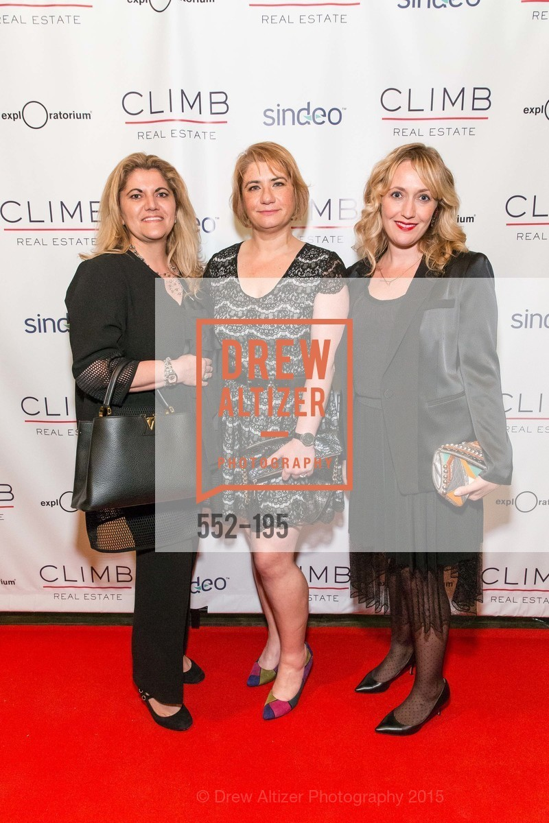 Tanya Dzhibrailova, Ellie Kravets, Danielle Lazier, Climb Real Estate and Sindeo Celebrate the Launch of Million Dollar Listing San Francisco, Local Edition San Francisco. 691 Market St, July 8th, 2015,Drew Altizer, Drew Altizer Photography, full-service agency, private events, San Francisco photographer, photographer california