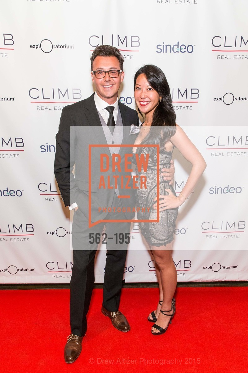 Gabriel Rojas, Amy Tan, Climb Real Estate and Sindeo Celebrate the Launch of Million Dollar Listing San Francisco, Local Edition San Francisco. 691 Market St, July 8th, 2015,Drew Altizer, Drew Altizer Photography, full-service agency, private events, San Francisco photographer, photographer california