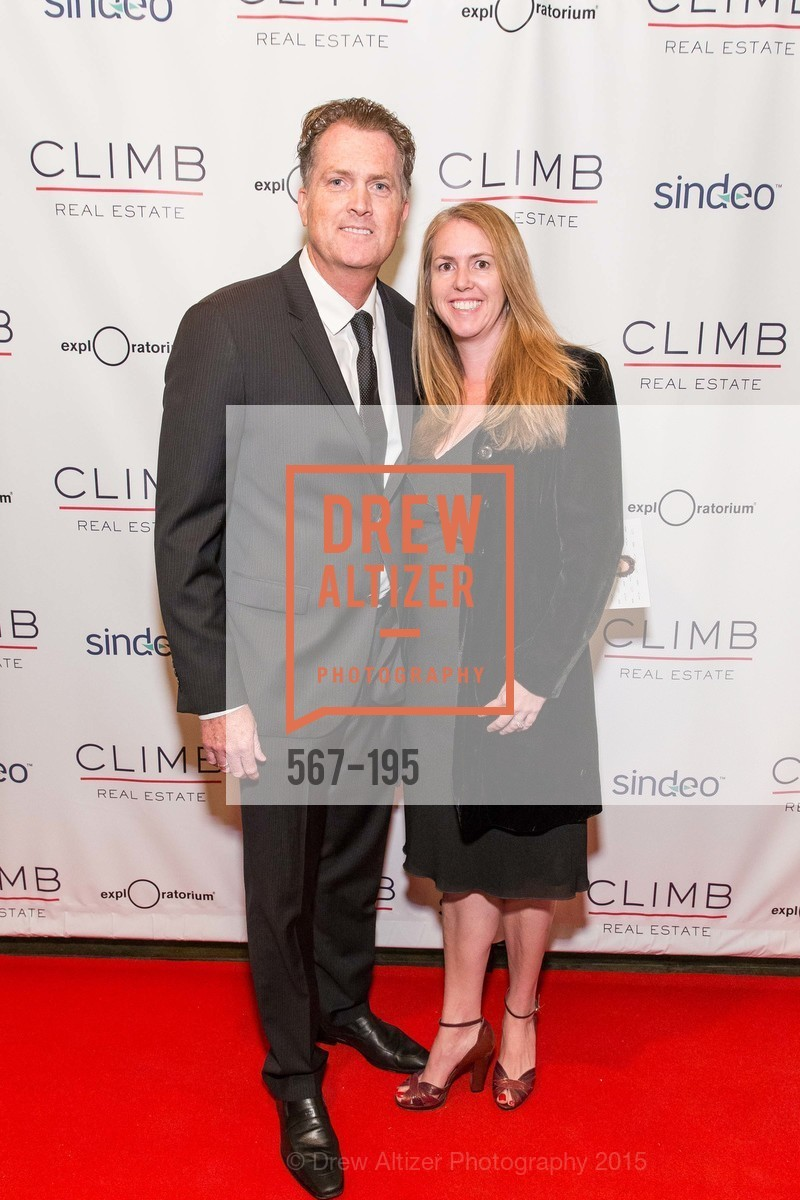 Matt Finley, Dawn Finley, Climb Real Estate and Sindeo Celebrate the Launch of Million Dollar Listing San Francisco, Local Edition San Francisco. 691 Market St, July 8th, 2015