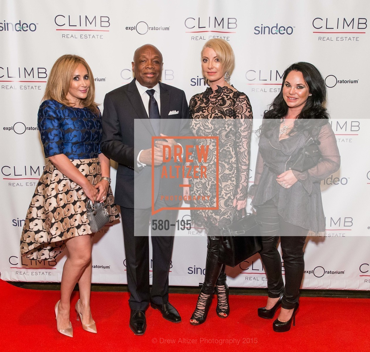 Brenda Zarate, Willie Brown, Sonya Molodetskaya, Rada Katz, Climb Real Estate and Sindeo Celebrate the Launch of Million Dollar Listing San Francisco, Local Edition San Francisco. 691 Market St, July 8th, 2015,Drew Altizer, Drew Altizer Photography, full-service agency, private events, San Francisco photographer, photographer california