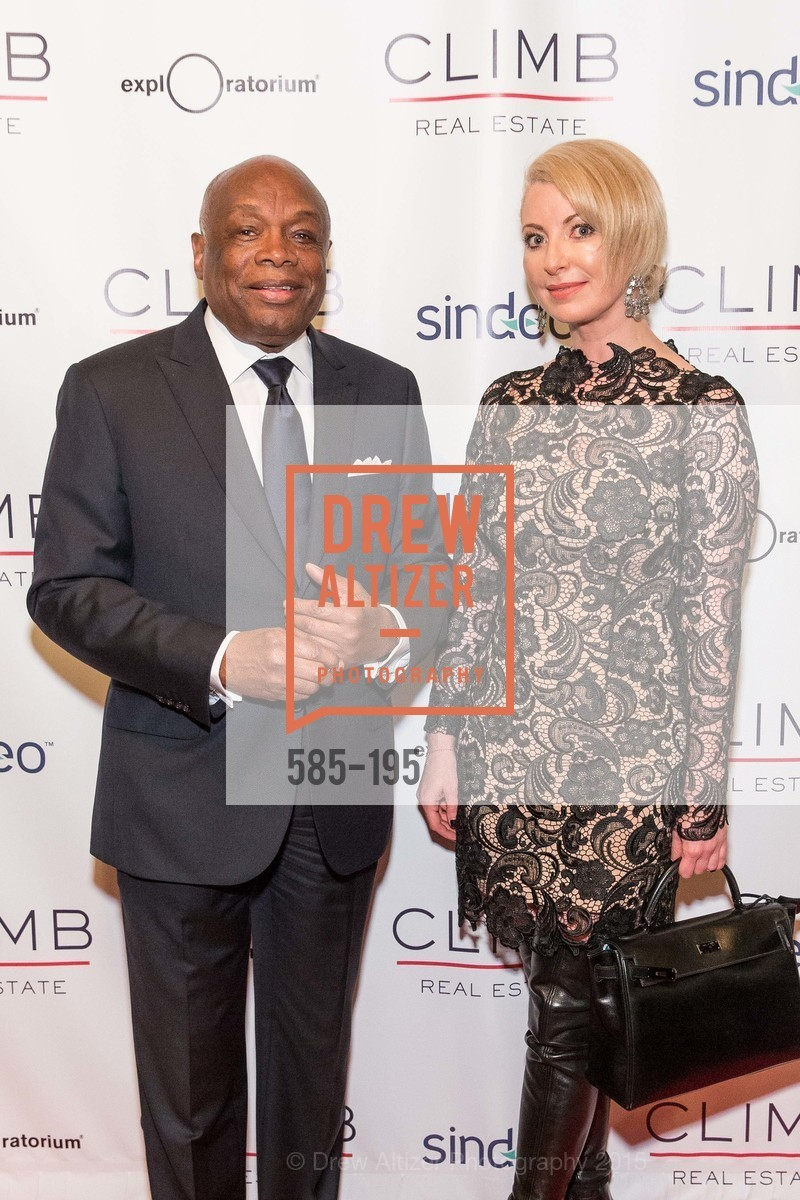 Willie Brown, Sonya Molodetskaya, Climb Real Estate and Sindeo Celebrate the Launch of Million Dollar Listing San Francisco, Local Edition San Francisco. 691 Market St, July 8th, 2015,Drew Altizer, Drew Altizer Photography, full-service agency, private events, San Francisco photographer, photographer california