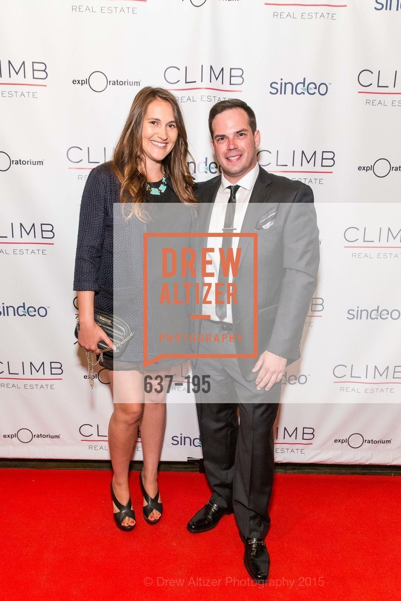 Cana Craighead, George Langford, Climb Real Estate and Sindeo Celebrate the Launch of Million Dollar Listing San Francisco, Local Edition San Francisco. 691 Market St, July 8th, 2015,Drew Altizer, Drew Altizer Photography, full-service agency, private events, San Francisco photographer, photographer california
