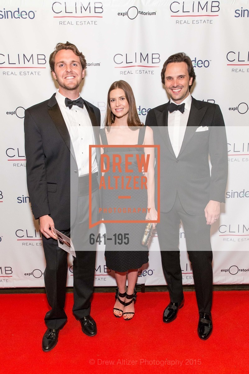 Christian Cimmino, Stephanie Southerland, Will Harbin, Climb Real Estate and Sindeo Celebrate the Launch of Million Dollar Listing San Francisco, Local Edition San Francisco. 691 Market St, July 8th, 2015,Drew Altizer, Drew Altizer Photography, full-service event agency, private events, San Francisco photographer, photographer California