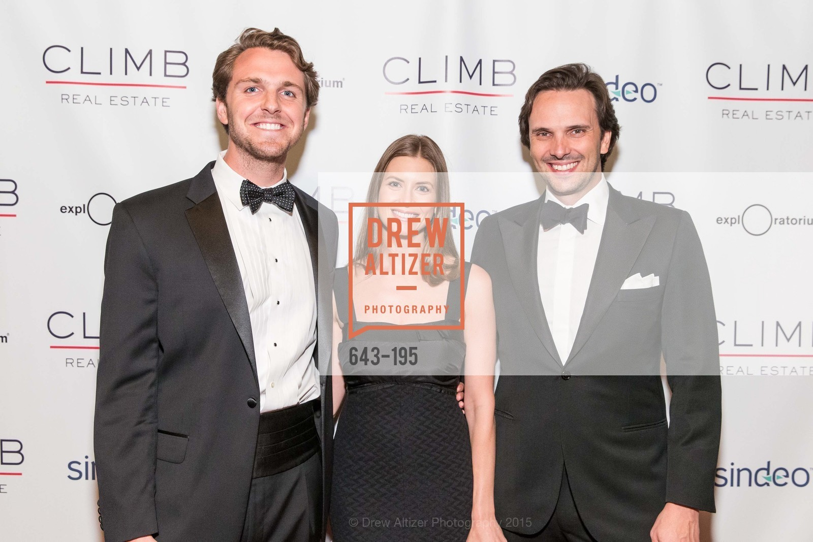 Christian Cimmino, Stephanie Southerland, Will Harbin, Climb Real Estate and Sindeo Celebrate the Launch of Million Dollar Listing San Francisco, Local Edition San Francisco. 691 Market St, July 8th, 2015,Drew Altizer, Drew Altizer Photography, full-service agency, private events, San Francisco photographer, photographer california