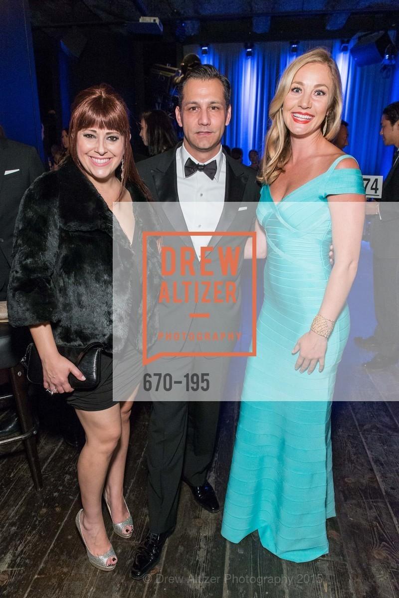 Michelle Balog, Todd Montgomery, Kristen Stuecher, Photo #670-195