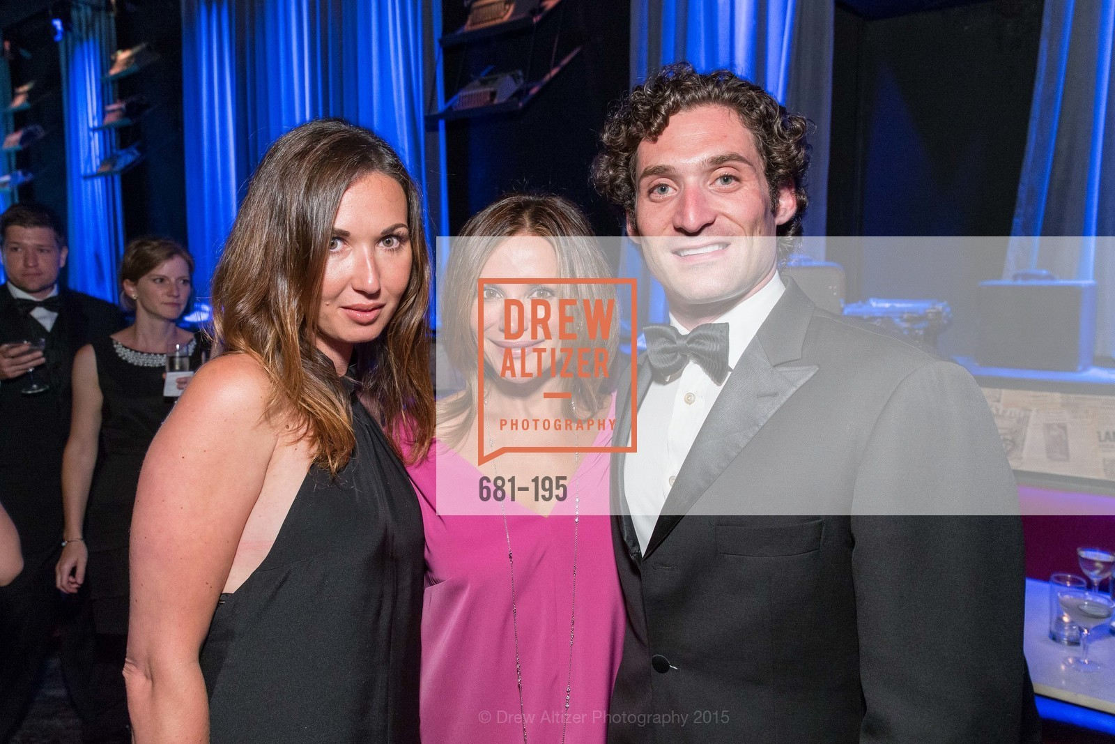 Camilla Papale, Claudia Ross, Justin Fichelson, Climb Real Estate and Sindeo Celebrate the Launch of Million Dollar Listing San Francisco, Local Edition San Francisco. 691 Market St, July 8th, 2015,Drew Altizer, Drew Altizer Photography, full-service agency, private events, San Francisco photographer, photographer california