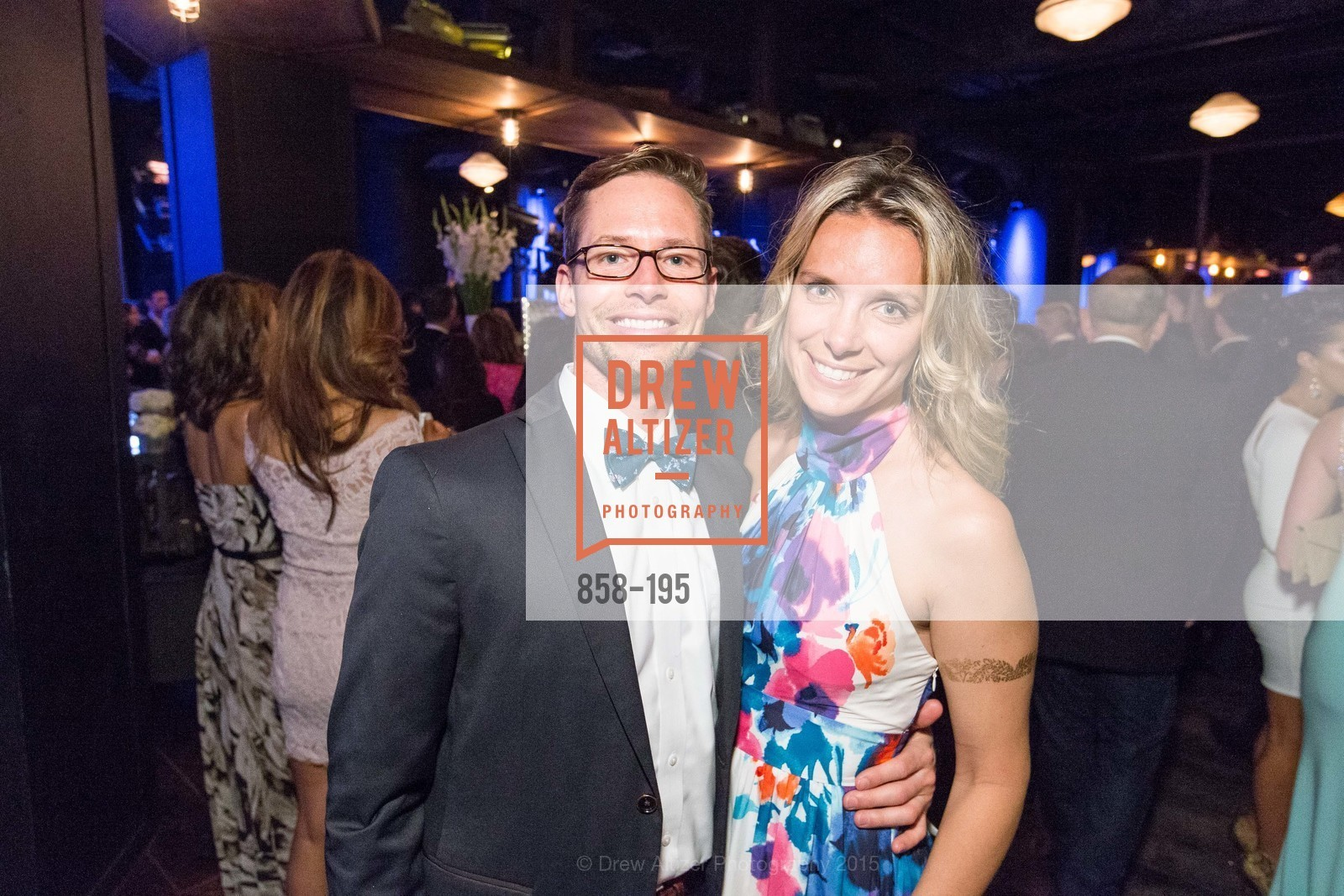 Byron Jones, Elizabeth Zambricki, Climb Real Estate and Sindeo Celebrate the Launch of Million Dollar Listing San Francisco, Local Edition San Francisco. 691 Market St, July 8th, 2015,Drew Altizer, Drew Altizer Photography, full-service agency, private events, San Francisco photographer, photographer california