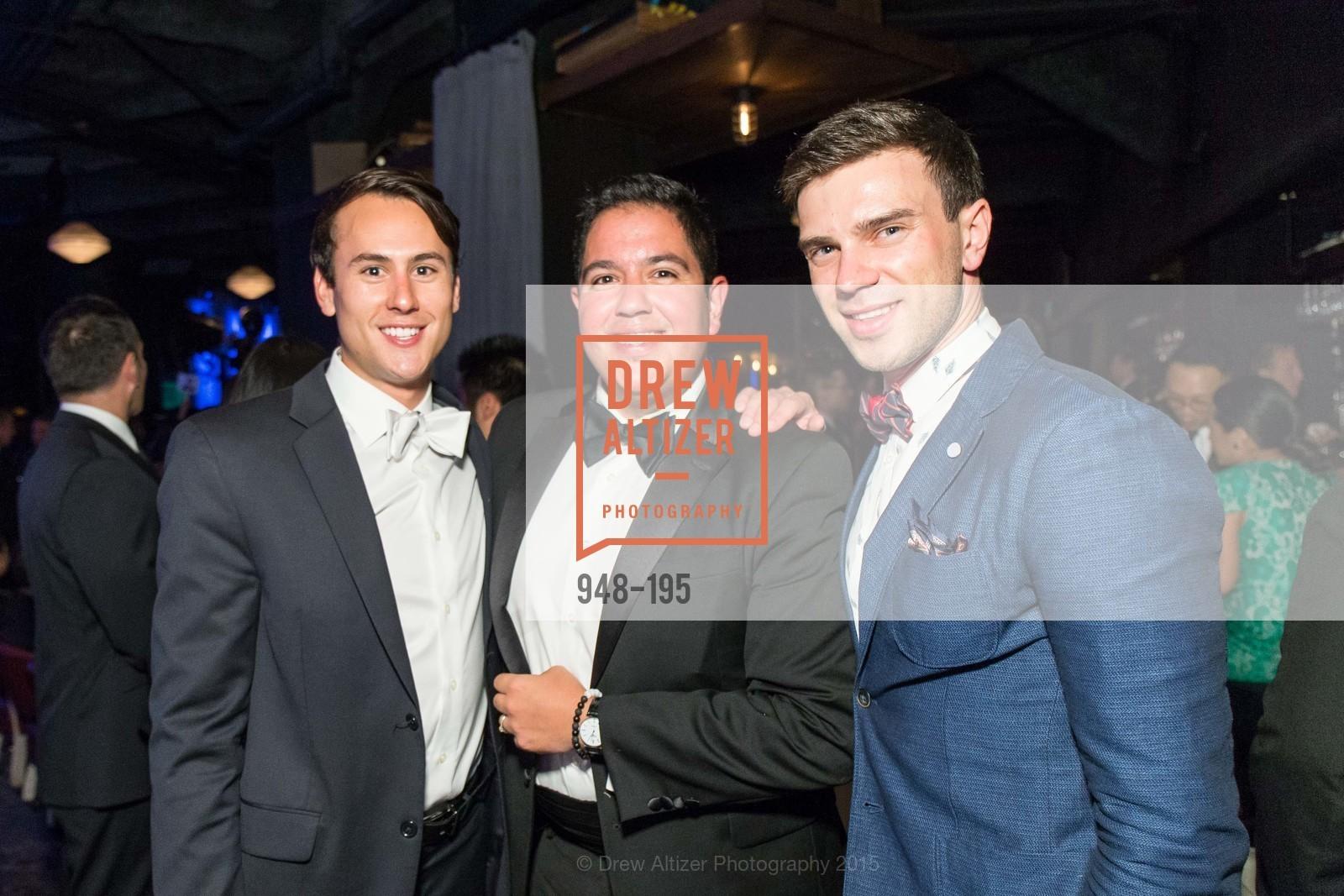 Brett Van, Rafael Davis, Andor Makharadez, Photo #948-195