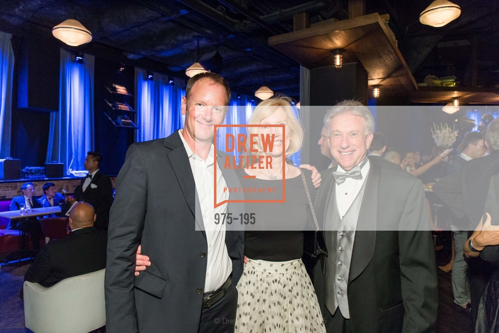 Brian Anderson, Gail Stark, Ron Stark, Climb Real Estate and Sindeo Celebrate the Launch of Million Dollar Listing San Francisco, Local Edition San Francisco. 691 Market St, July 8th, 2015,Drew Altizer, Drew Altizer Photography, full-service agency, private events, San Francisco photographer, photographer california